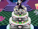 Bolo de Casamento Monster High