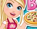 Chef Barbie Pizza