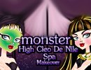 Cleo de Nile Spa Makeover
