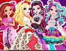 Ever After High Baile de Gala