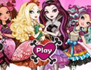 Ever After High Quebra Cabeça