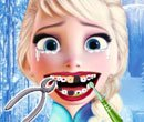 Frozen - Elsa no Dentista