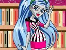 Ghoulia Studying Style