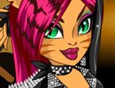 Vestindo Toralei Monster High 2